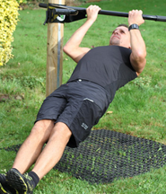 Peter Stevens // Cross Fit enthusiast from Leicestershire.
