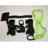 travel bag with suspension trainer