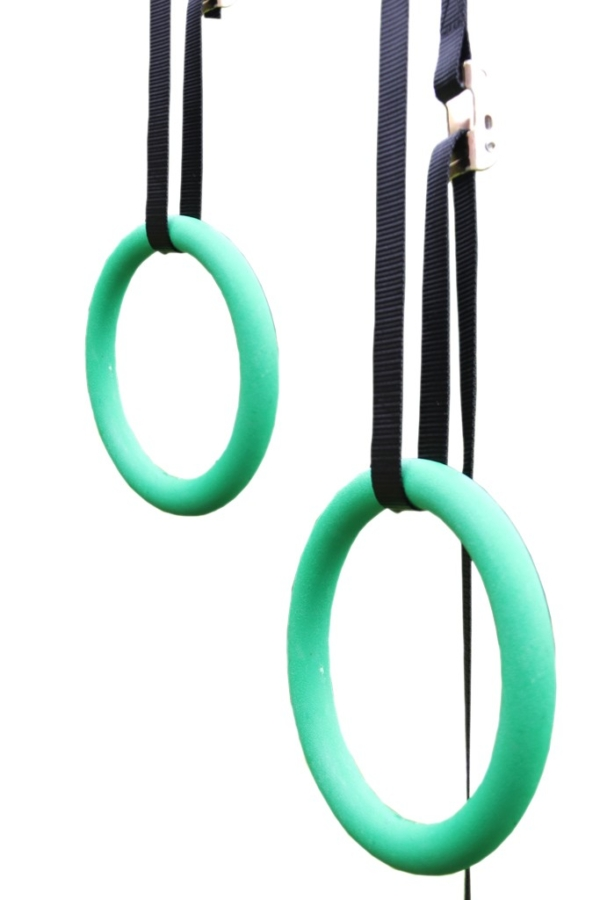 FT EXERCISE GYMNASTIC RINGS